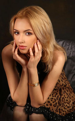 Ukrainian Girl Crazy Looks